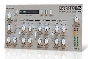 Music Radar review : D16 Devastor
