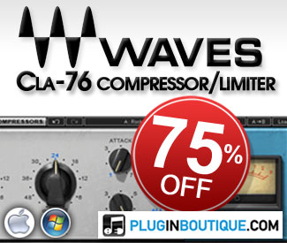 Waves CLA-76 Compressor / Limiter Sale