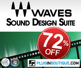 Waves Sound Design Suite Sale