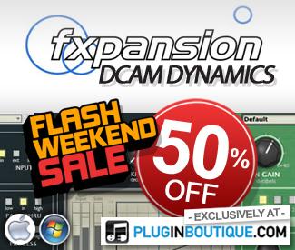 Fxpansion DCAM Dynamics Exclusive Flash Sale
