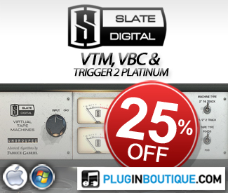 Take advantage of these three award winning plugins on sale for a limited time only at Plugin Boutique