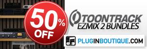 ToonTrack EZMix2 Bundles