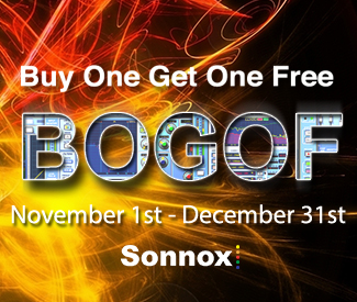 Sonnox buy one get one free promo at Plugin Boutique