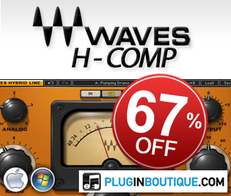 Waves H-Comp Hybrid Compressor is currently 67% off. We're not sure when this will end!