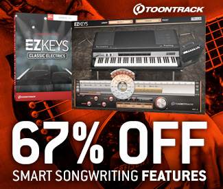 ToonTrack EZKeys Classic Electrics is currently 67% off at Plugin Boutique
