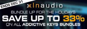 XLN Audio Addictive Keys Duo Bundle + Free iZotope Nectar Elements