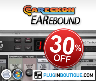 We've teamed up with eaReckon to offer 30% off EARebound through out Christmas and New Year.