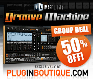 Groove Machine 50% off Group Deal