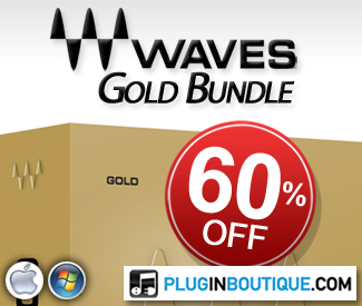 Waves Gold 60% Sale