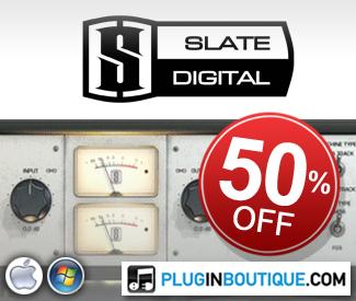 Slate Digital 50% off Sale