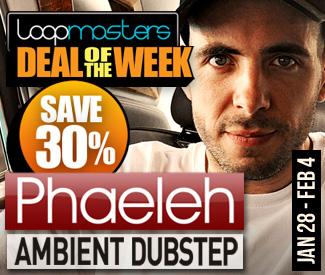 Loopmasters Deal Of The Week - Phaeleh