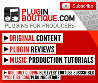 Plugin Boutique YouTube Channel