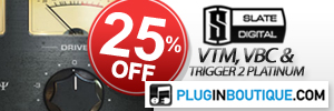 Slate Digital 25% off Sale
