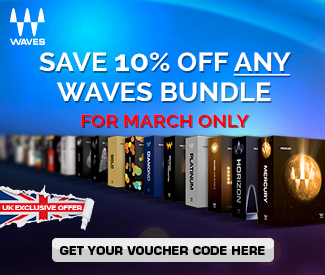 Waves 10% off Sale