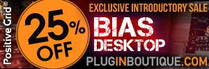 BIAS Desktop Introductory Sale