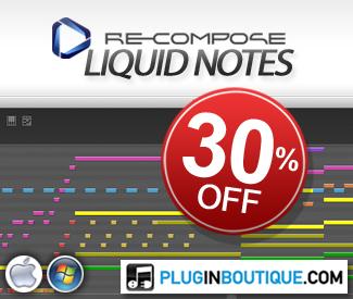 Recompose Liquid Notes 30% Sale