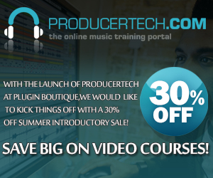 Producertech Video Production Courses Summer Sale