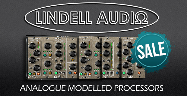 Lindell Audio Summer Sale