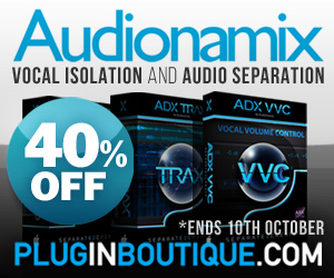 Audionamix Audio Extraction Tools Exclusive Sale