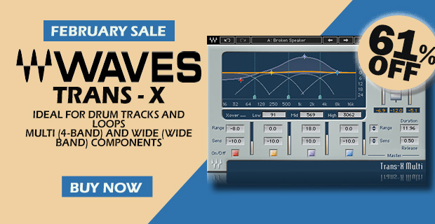 Waves trans x 620