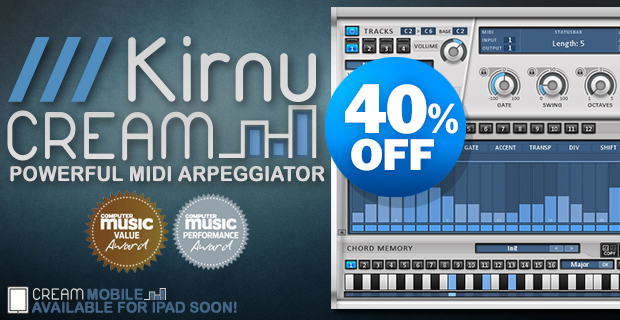 Kirnu Interactive Cream Black Friday Sale