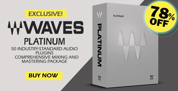 Waves platinum 620