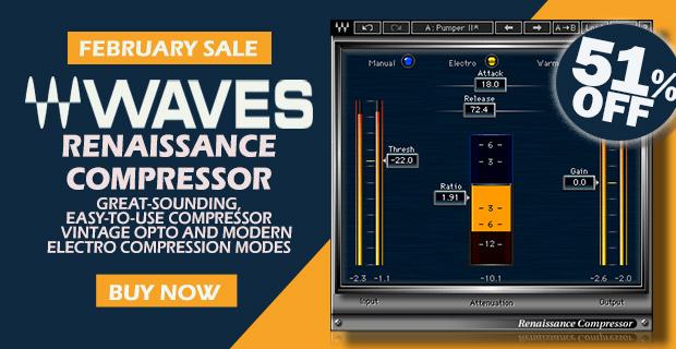 Waves renaissance compressor 620