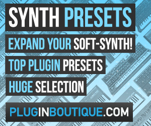 300 x 250 pib synth presets