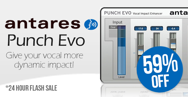 Antares Punch Evo 24 Hour Sale