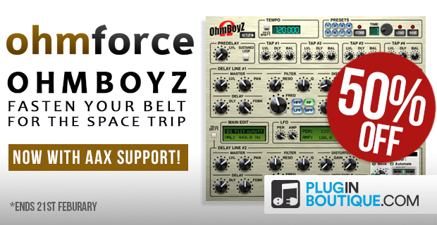OhmForce OhmBoyz Sale