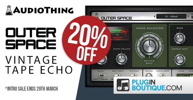 AudioThing Outer Space Introductory Sale