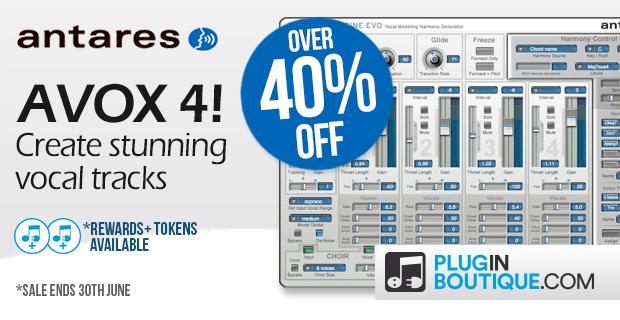 Antares AVOX 4 Sale