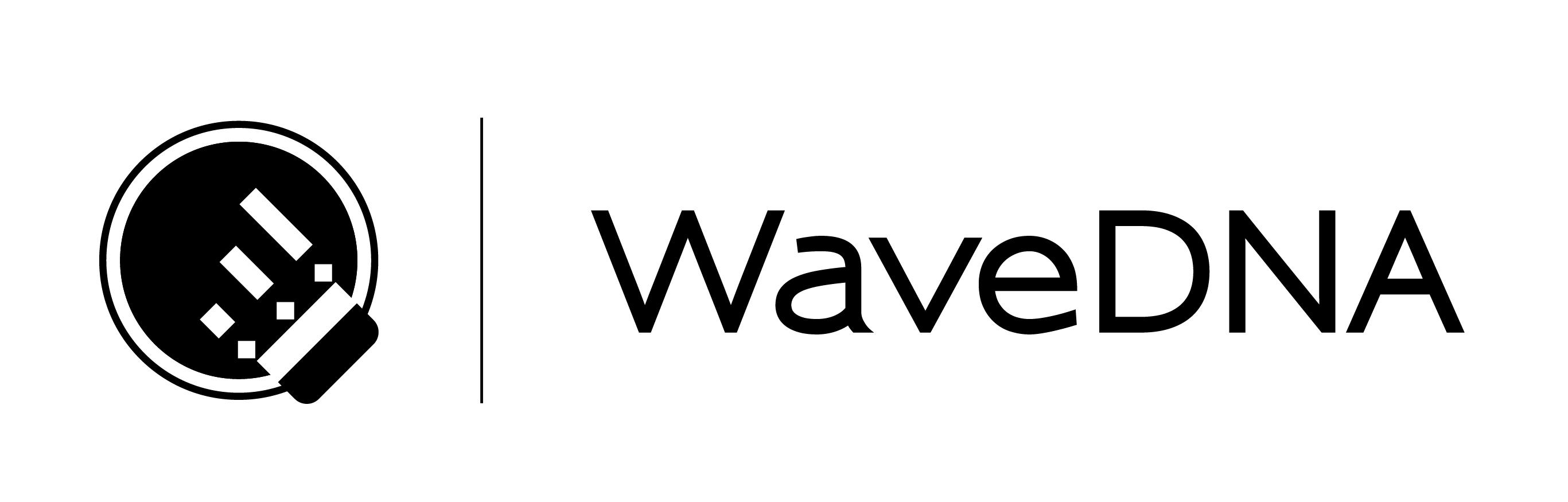 Wavedna logo