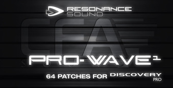 CFA ProWave 1 - DiscoveryPro