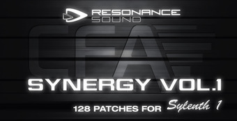 CFA Synergy Vol.1 - Sylenth1