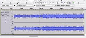 Audacity mac original