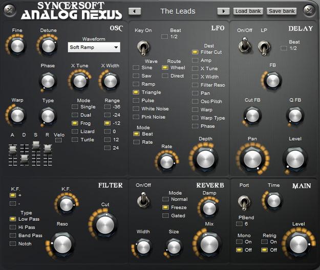 Analog Nexus