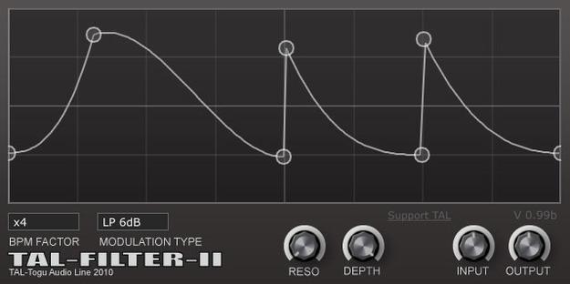 TAL-Filter 2