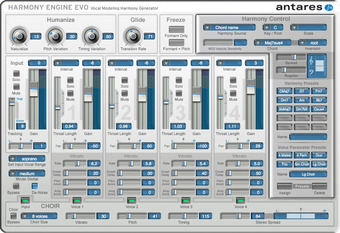 Auto Tune Vocal Studio - Native