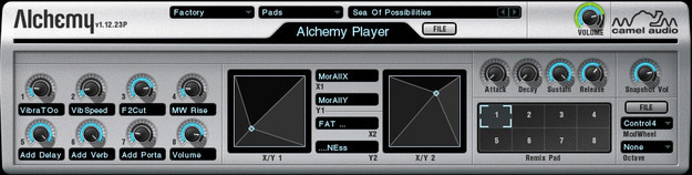 Alchemy Player