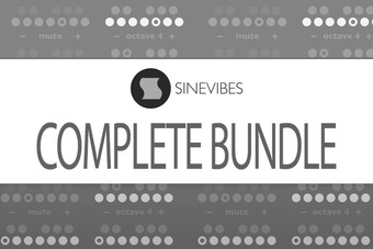 Sinevibes Complete Audio Unit Pack