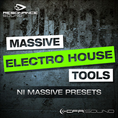 CFA Sound - Massive Electro House Tools
