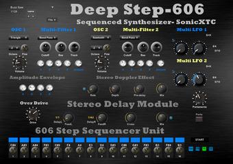Deep Step-606