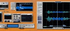 Samplerobot 4 pro screenshot