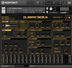 Plasmic Beats by Ivo Ivanov