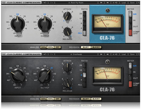 CLA-76 Compressor / Limiter