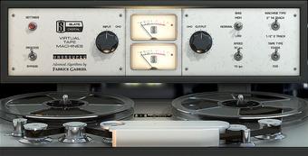 Virtual Tape Machines (VTM) + iLok Bundle