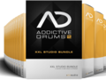 Addictive Drums 2: XXL Studio Bundle