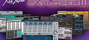 Rob papen explorer ii bundle