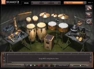 EZX Latin Percussion